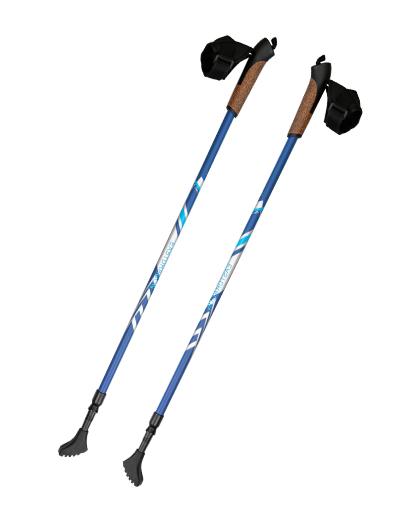 厂家直销供应优质铝合金北欧手杖,易于取下夹式手套