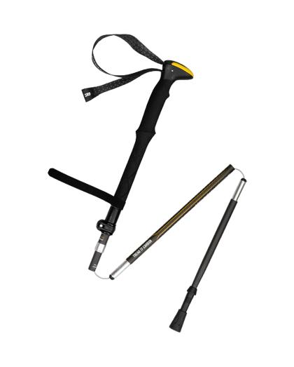厂家直销供应优质EVA手柄3节伸缩铝合金7075登山杖,铝合金速度锁定