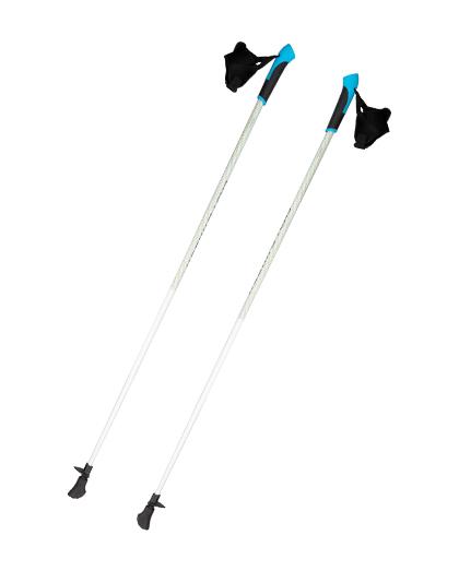 厂家直销供应优质户外野营徒步运动100-135cm长超轻碳纤维手杖OEM铝质手杖