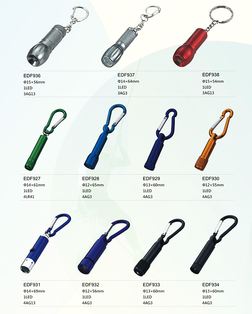 现货供应 优质铝合钥匙扣形等异型登山扣/户外