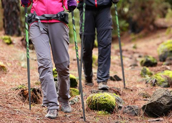 如何在户外选择登山杖?